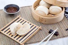 I mantou sono dei panini cinesi cotti al vapore.  Grazie  al tipo di cottura risultano particolarmente soffici, quasi come  delle nuvole di pane.