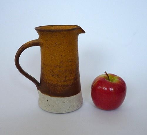 Australian Studio Pottery Jug by Christine Ball