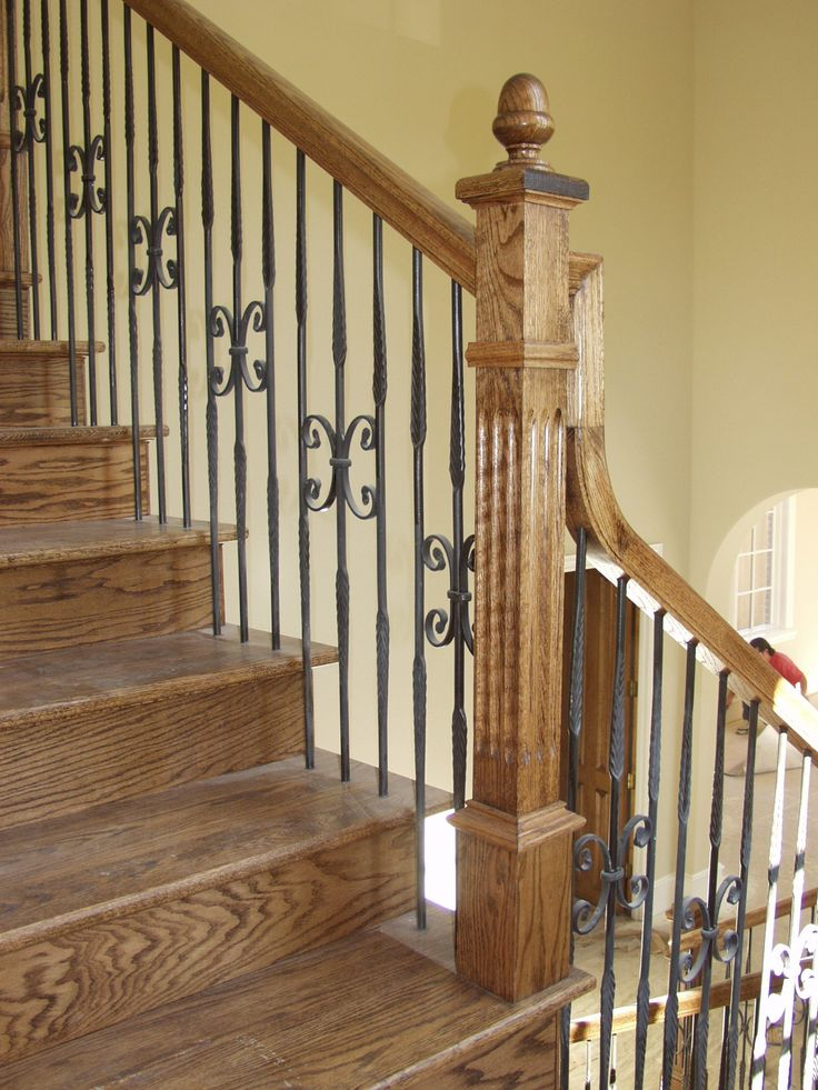 1000 Ideas About Iron Balusters On Pinterest Staircase