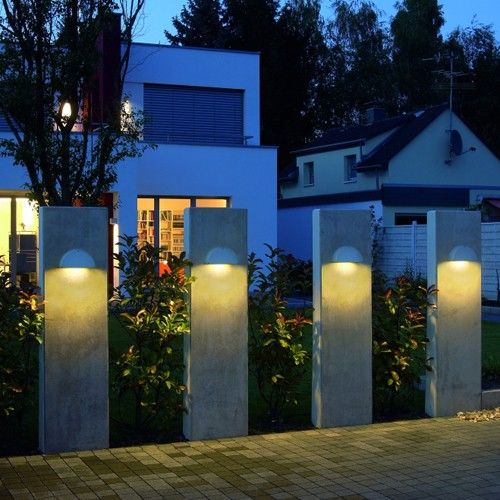 The Pema® Outdoor Wall Light is clean, simple, and sleek. http://www.ylighting.com/slv-lighting-pema-outdoor-wall-light.html