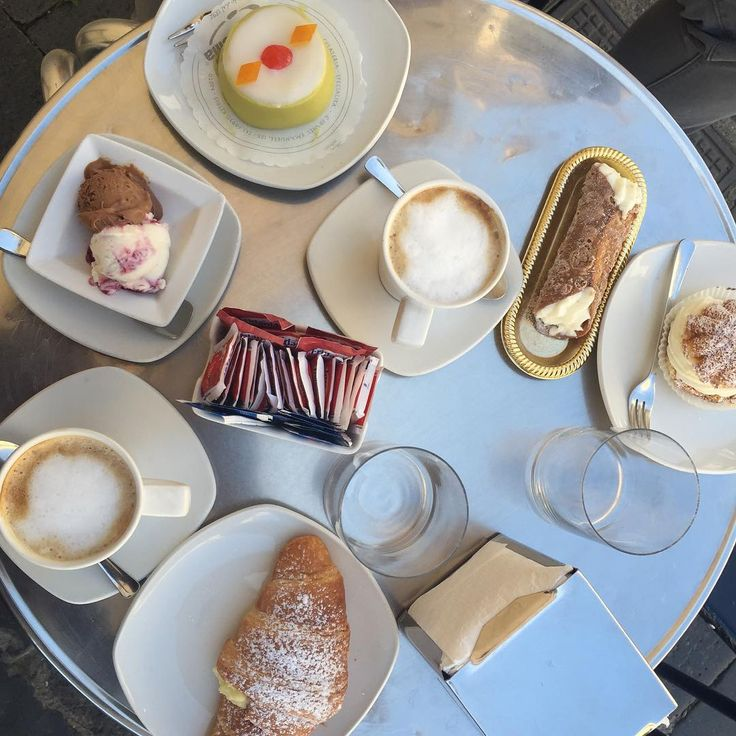 Final blowout Caffe Sicilia breakfast for the buds. OTTIMO!! #BigBudLilBud #Buds... - http://verysillyrobots.com/2017/05/25/final-blowout-caffe-sicilia-breakfast-for-the-buds-ottimo-bigbudlilbud-buds/