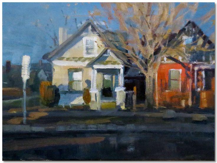 "Jim Beckner | ""8th Avenue"" | Abend Gallery Fine Art"