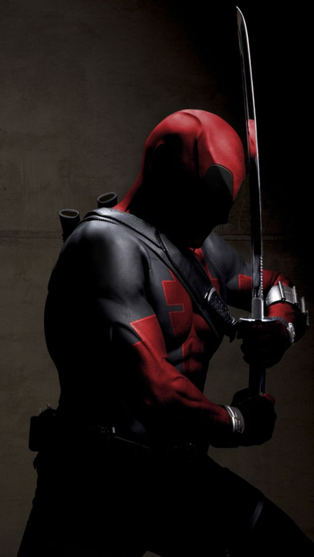 New DEADPOOL Wallpapers For Iphone Ipad Ipod Itunesapple