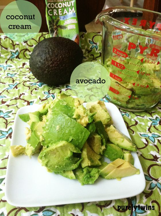 avocado coconut lime ice cream recipe | Recipes | Pinterest