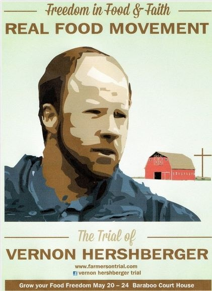 In case you missed it, Vernon Hershberger is one of many family-scale farmers that in recent years has been illegally targeted by both the state and federal government for producing clean food and sharing it with his friends and neighbors. http://www.naturalnews.com/040380_Vernon_Hershberger_raw_milk_food_terrorism.html