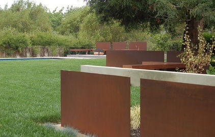 60 Best Corten Steel In The Landscape Images On Pinterest
