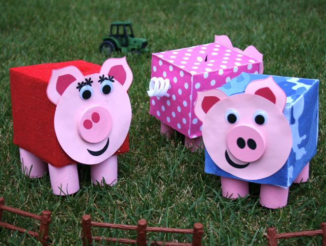 Piggy Bank Craft Pinterest #4