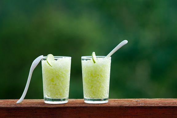 Honeydew and Apple Granita Recipe - 1 Points + - LaaLoosh