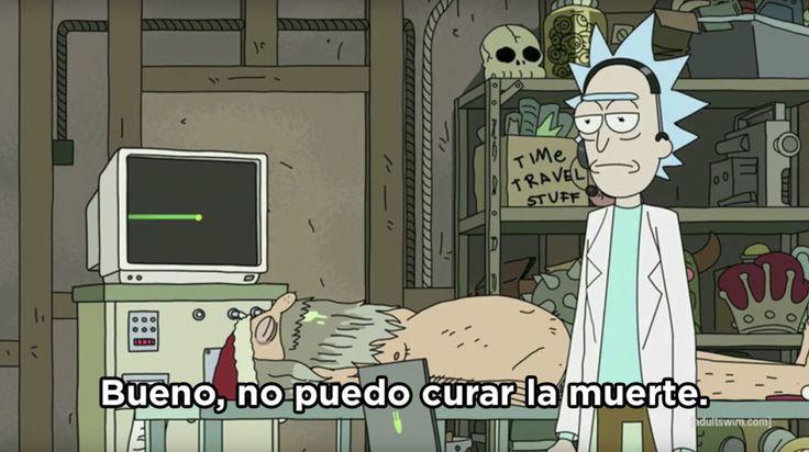17 Momentos en los que 'Rick and Morty' fue la serie más oscura en Netflix
