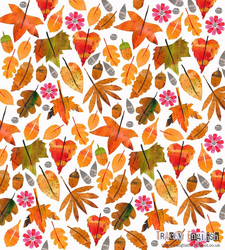 Autumn by Tracey English www.tracey-English.co.uk