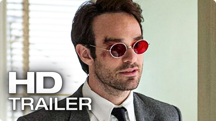 MARVEL'S DAREDEVIL Trailer (2015)  HELL TO THE F**** YEAH!!!!!!!!!! XD