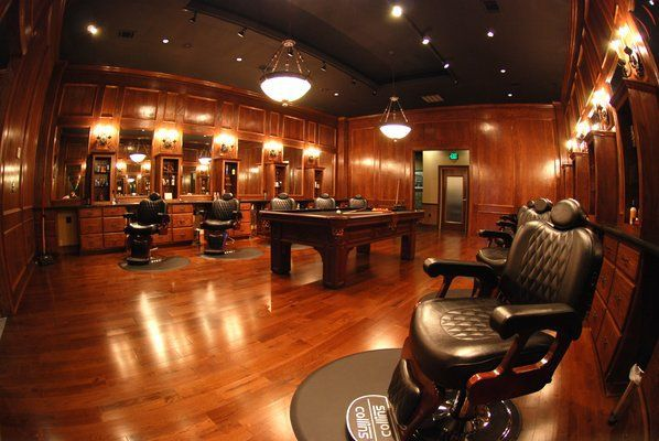 old school barber shop - Google Search More