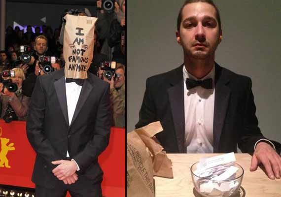 Transformers actor Shia LaBeouf mounts camera on his p****s for Nymphomaniac (view pics)