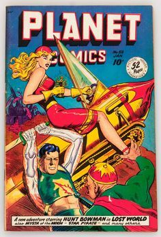"Matt Baker | Planet Comics <a class=""pintag searchlink"" data-query=""%2358"" data-type=""hashtag"" href=""/search/?q=%2358&rs=hashtag"" title=""#58 search Pinterest"">#58</a> 