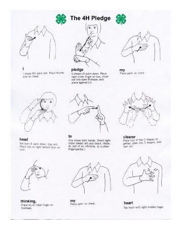 CB-4H pledge in sign language.pdf - cumberland county 4-h.: CB-4H pledge in sign…