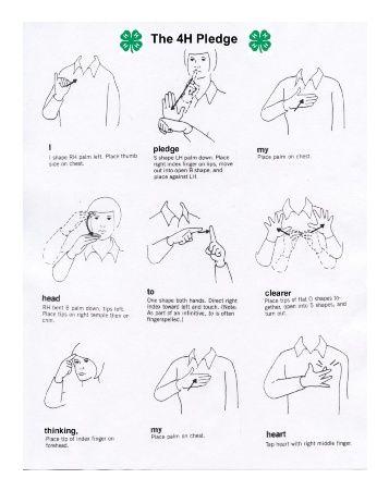CB-4H pledge in sign language.pdf - cumberland county 4-h.: CB-4H pledge in sign…