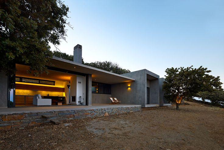 Galería - Casa en Kea / Marina Stassinopoulos   Konstantios Daskalakis - 91