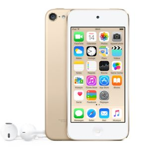 Apple - iPod touch 16 Go or - 239€