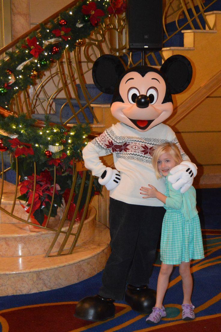 Very MerryTime Christmas Cruises with Disney Cruise Line - My Big ...