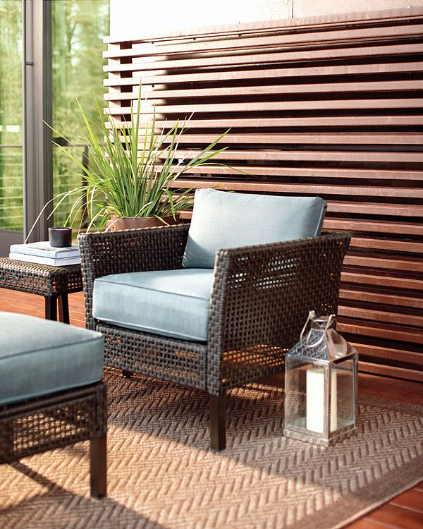 The 25 best privacy walls ideas on pinterest privacy Patio privacy screen