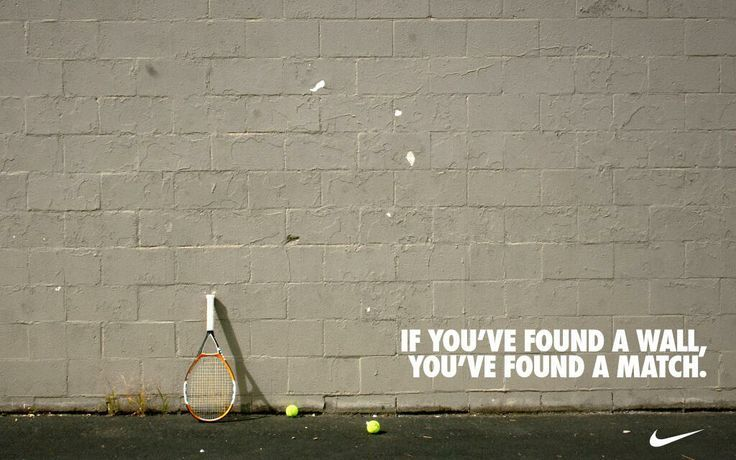 If you've found a wall..