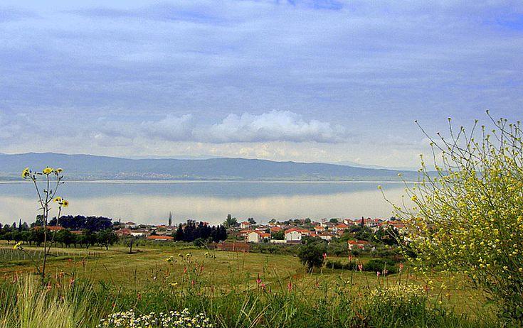 TRAVEL'IN GREECE | Volvi Lake, #travelingreece