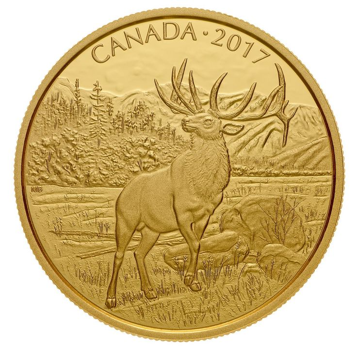 Royal Canadian Mint Coins for May 2017