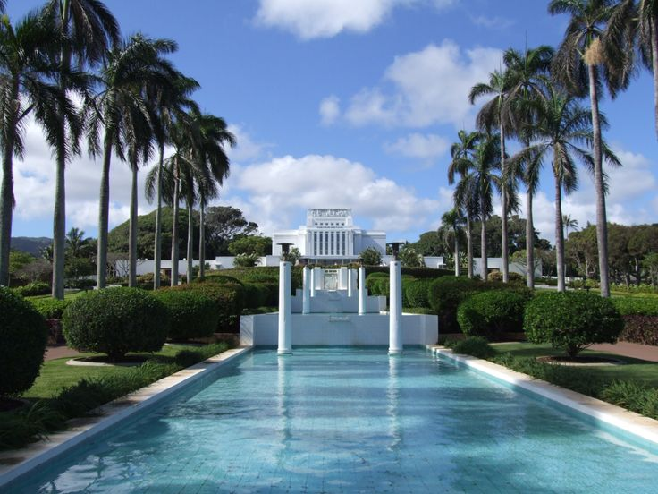 Laie Hawaii Temple Been There And Loved It GORGEOUS