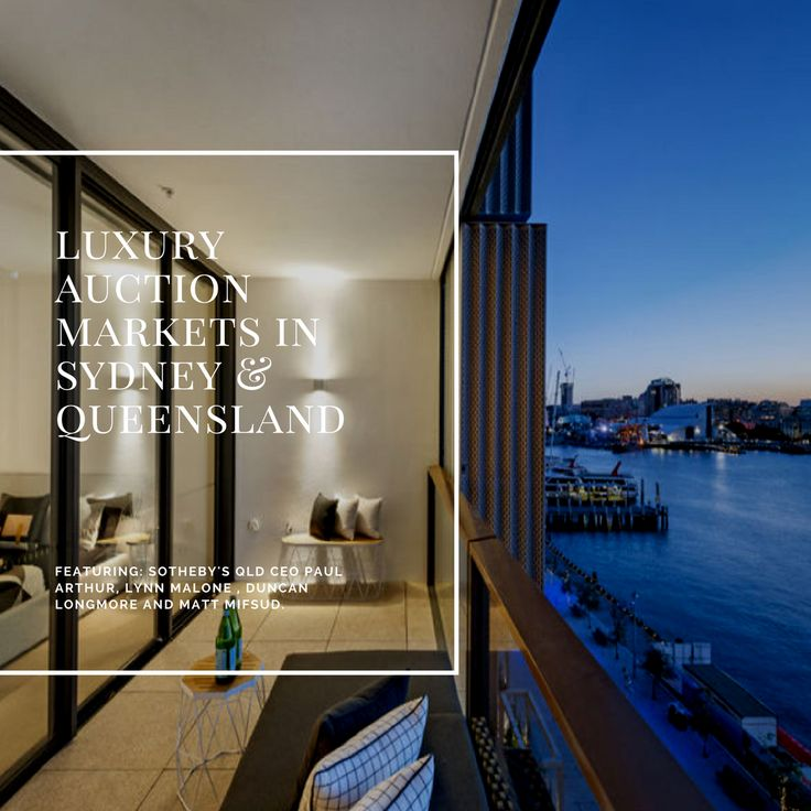Juwai article- JPA Luxury auctions markets in Sydney and Queensland. Featuring Sotheby's QLD CEO Paul Arthur, Lynn Malone , Duncan Longmore and Matt Mifsud. Follow the link to read more. #news #article #realestate #luxury #inform #international #queensland #sydney