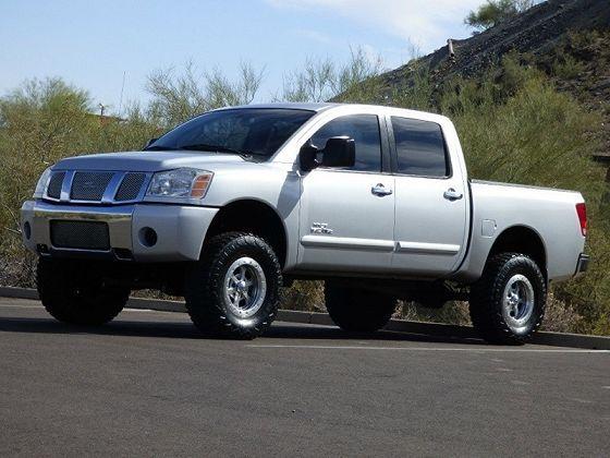 1N6AA07B46N549038 | 2006 Nissan Titan XE for sale in Phoenix, AZ Image 1