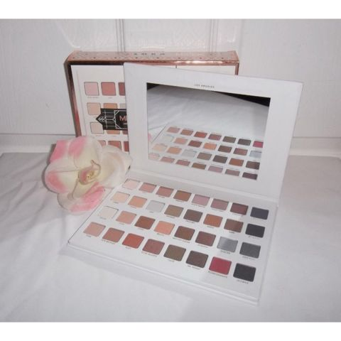 Lorac Mega Pro 3 Limited Edition Eyeshadow Palette – The Luxurious Ladies Lounge