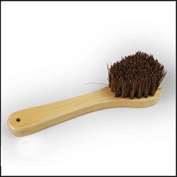Wooden Handle Wok Brush