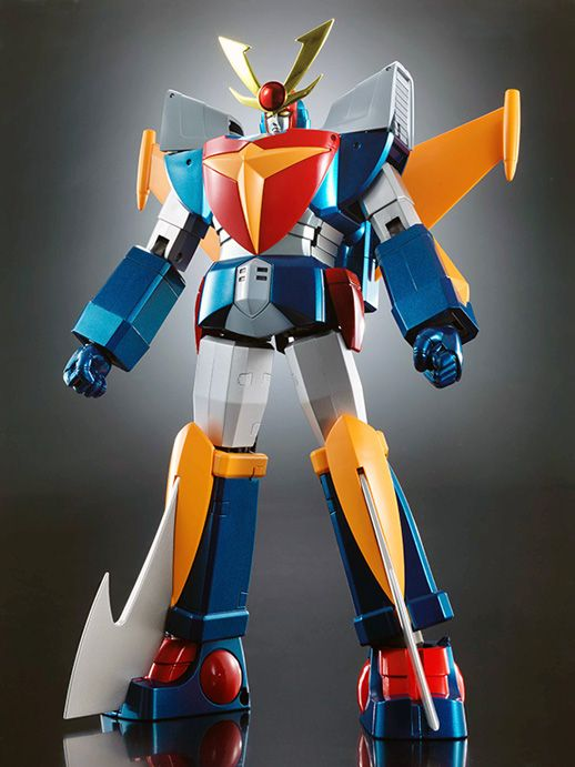 Soul of Chogokin: GX-65 Daitarn 3 Renewal Color - € 179.00
