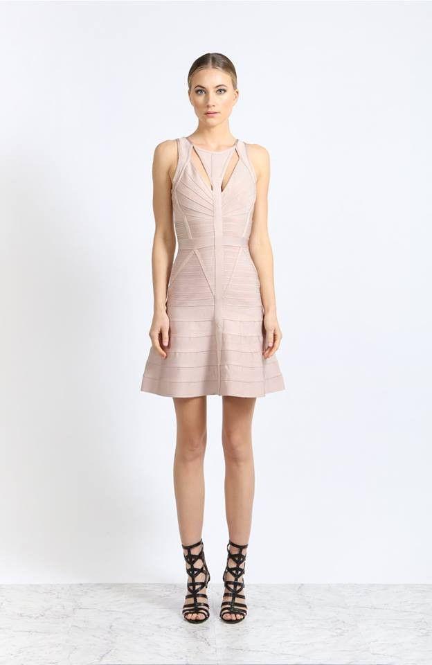 Elliatt - Hera Dress - Blush