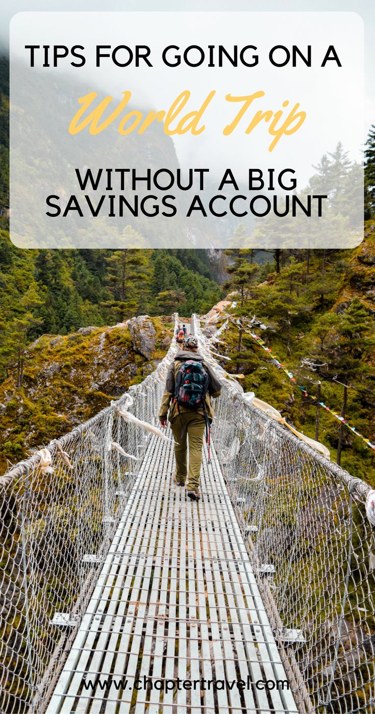 Tips for going on a world trip without a big savings account, You don't need to be rich to travel, Tips for travelling on a budget, work abroad, wwooff, work away, backpacking, travelling cheap, tips for travelling without a lot of money