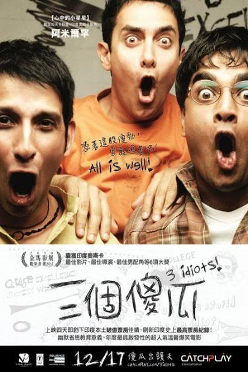 Watch 3 Idiots 2009 Full Movie Online Free