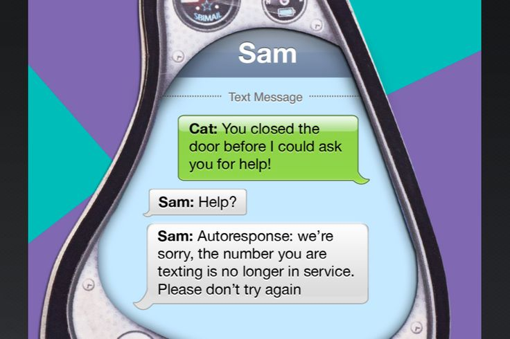 Sam and cat: I'm gonna do that last text if some one gets the wrong number again lol