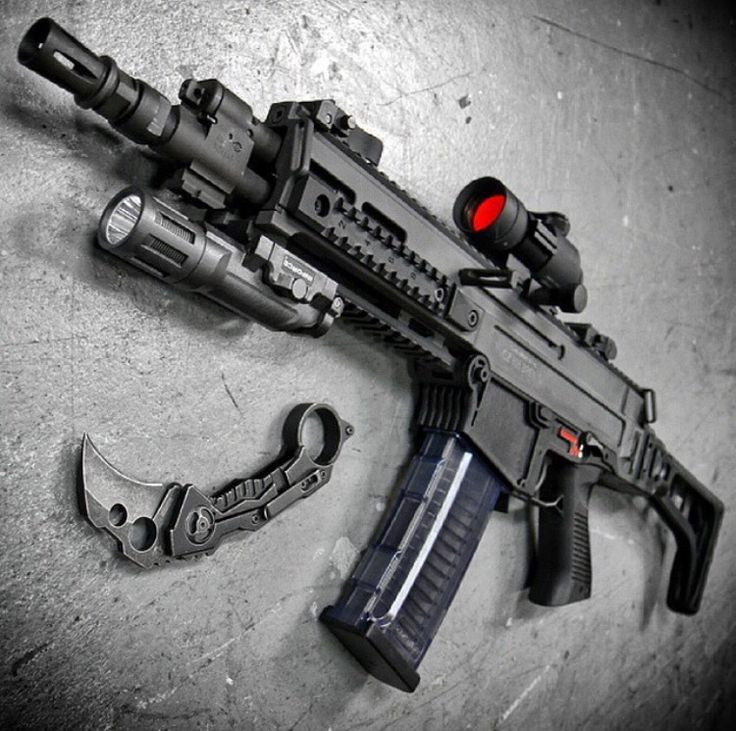 CZ USA Firearms full auto 805 Bren ....... Need two, one for each hand