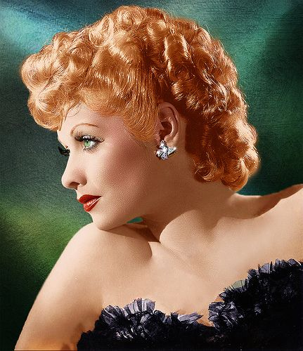 Lucille Ball-- classic
