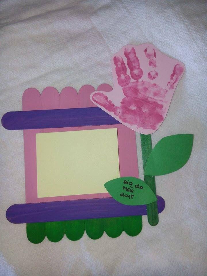 Prenda do dia da Mãe íman para frigorífico com bloco de notas