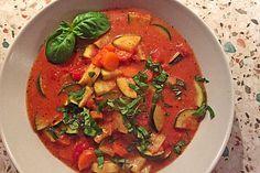 Zucchinisuppe (Rezept mit Bild) von chica*   Chefkoch.de