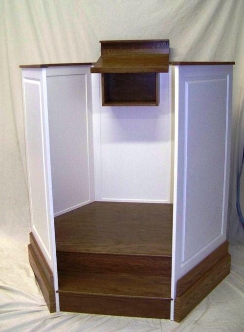 Church Furniture Store   850 Classic Church Walk In Pulpit, (http:/