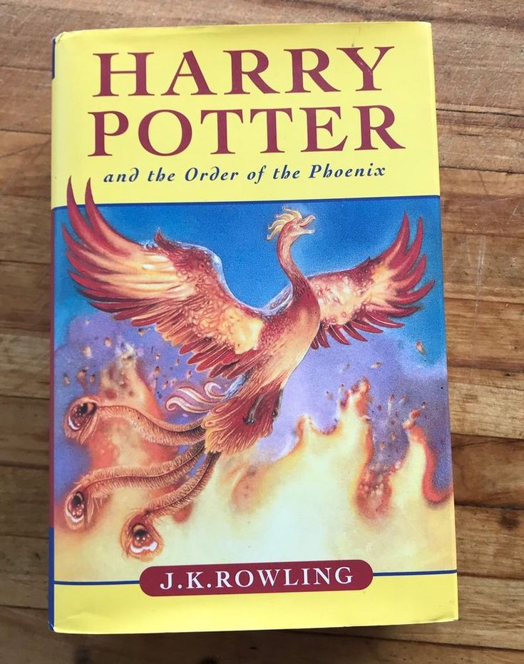 Harry Potter and the Order of the Phoenix by J. K. Rowling (2003, Hardcover) | eBay