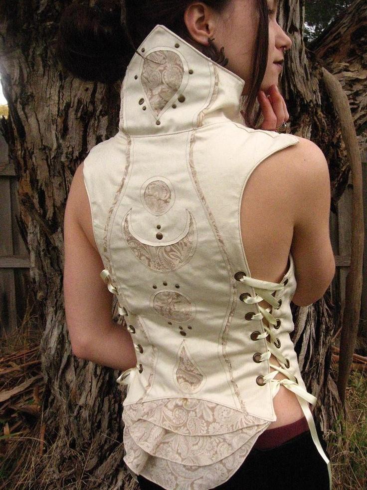Angelique vest