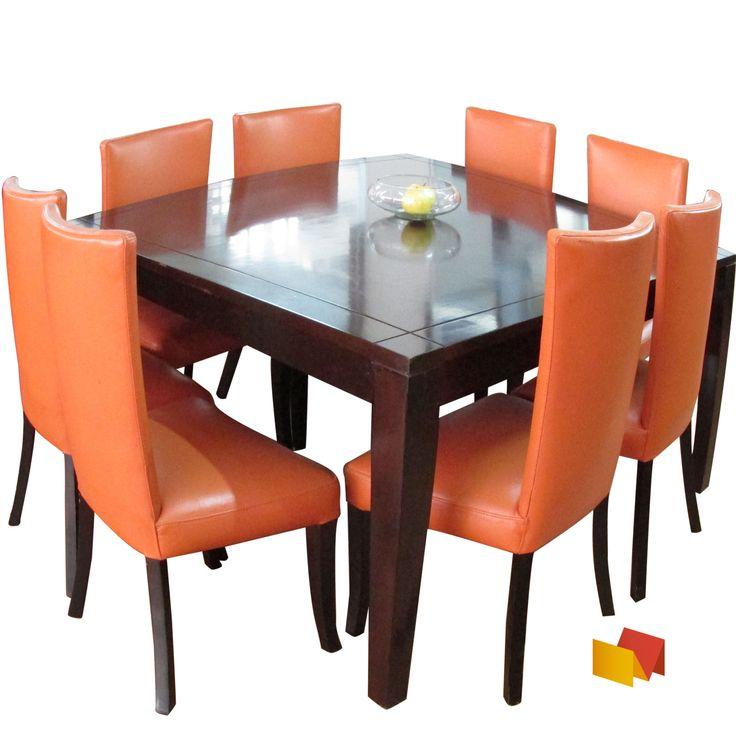 Comedor de 8 puestos
