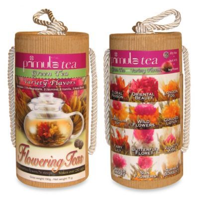 Primula® Flowering Teas 12 Green Tea Variety Pack - BedBathandBeyond.com