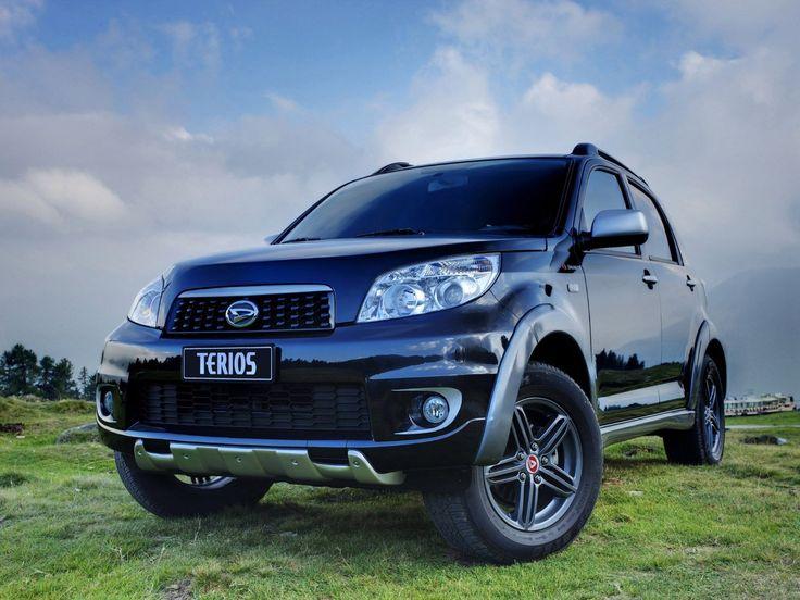 #Daihatsu Terios Buying and Selling Canadian Cars