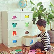 Overview/ラグ/ニトリ/子どもスペース/おもちゃ収納/キッズスペース...などのインテリア実例 - 2015-11-20 07:23:17
