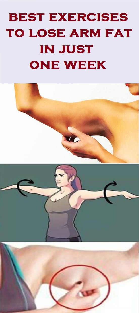 Losing the fat on the arms is as simple as eating a healthy diet and exercising regularly. 30 minutes of physical activity every day is a must if you want to stay healthy and lose your arm fat.