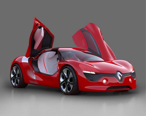 Renault DeZir NOVO RENAULT FUTURO